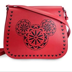 Disney Vera Bradley Mickey Crossbody Bag